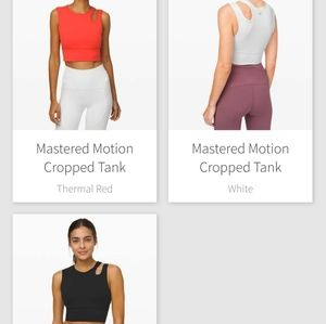 ISO DO NOT BUY, LOOKING FOR LULULEMON CROP TANK